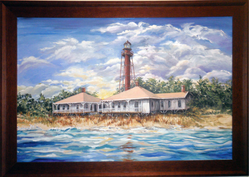 509 - Sanibel Light House