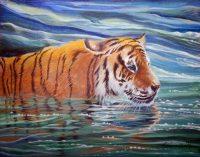 519 Tiger Dippin