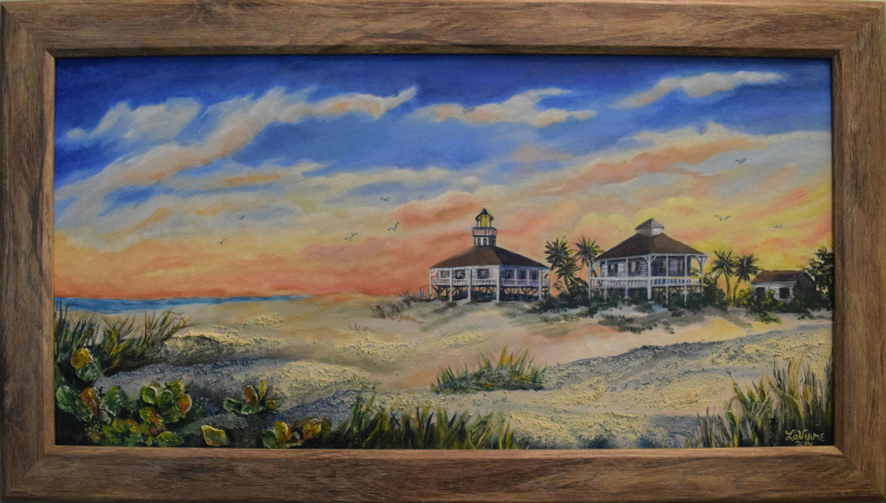 528 Boca Grande LH Sunset