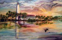 "529 - ""St Marks' Lighthouse"""