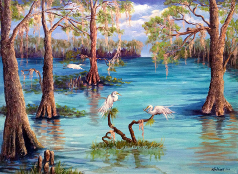"""530 - """"The Essence of Natural Spring"""" (@Wakulla Springs)"""