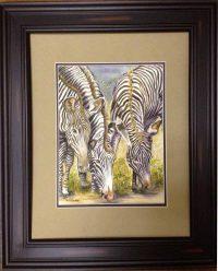 531 Threes a Crowd Zebras