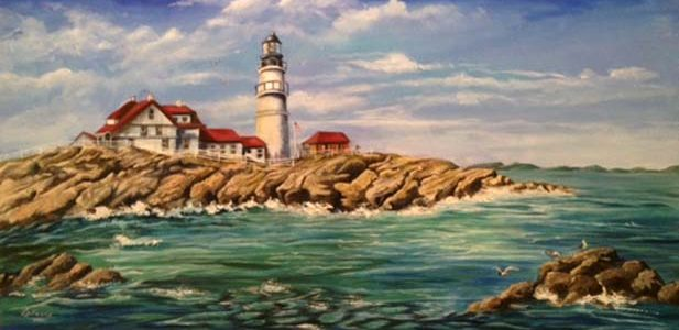 "536 – ""The Portland Head Light"""