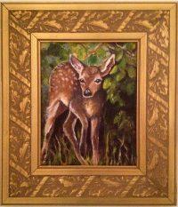 546 Key Deer Fawn