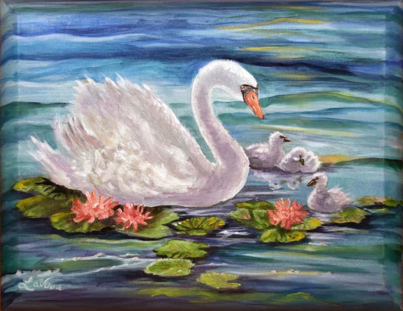 569 Swan Song