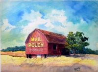 618 Mail Pouch Barn