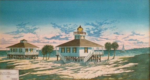 "626 – ""Boca Grande Lighthouse"""