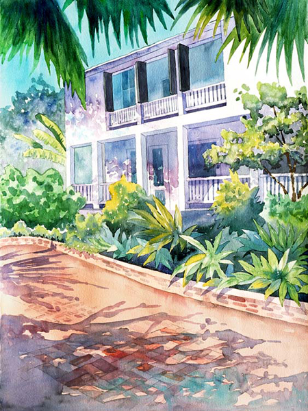 630 Key West House