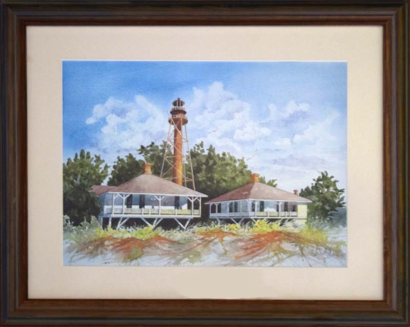 705 Sanibel Light House