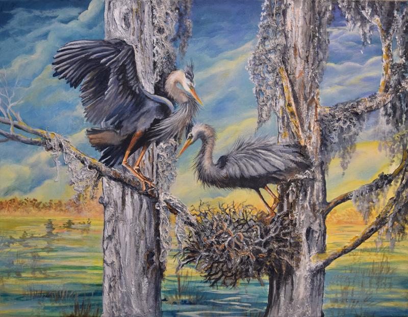 Heron Nest Builders