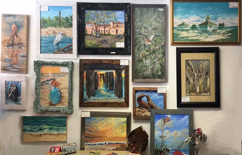 Art Gallery Wall Art