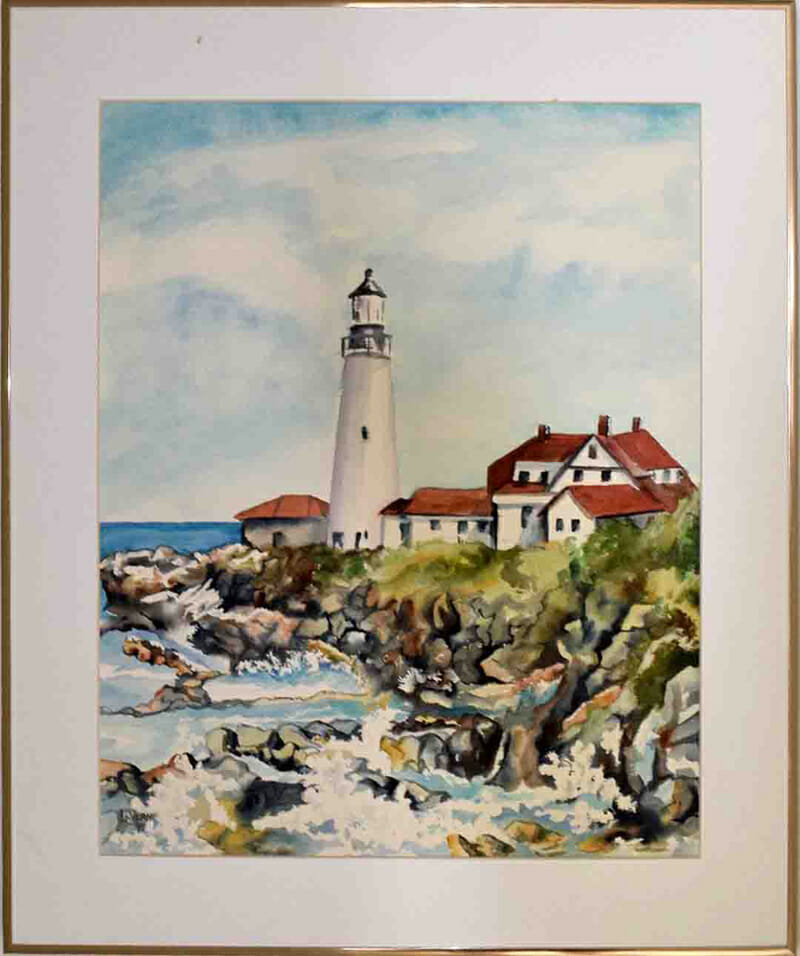 516 - Portland Head Light