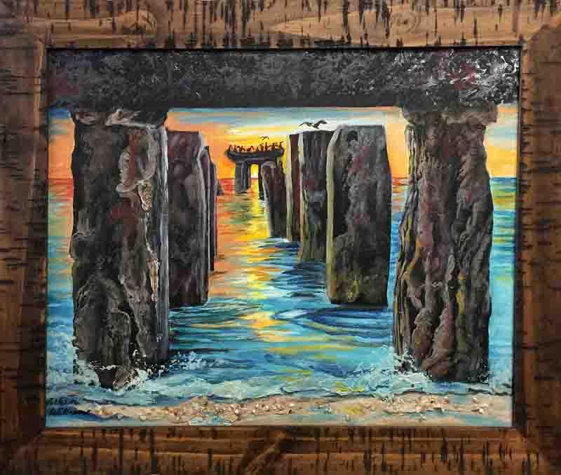 929 - Florida Stonehenge