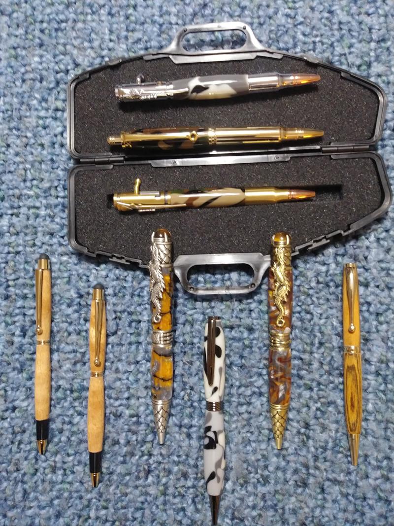 Reeds Pens