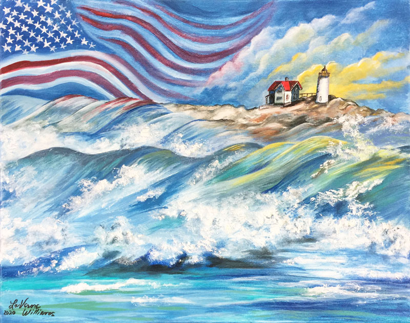 "946 - ""Believe in America: From Sea to Shining Sea"""