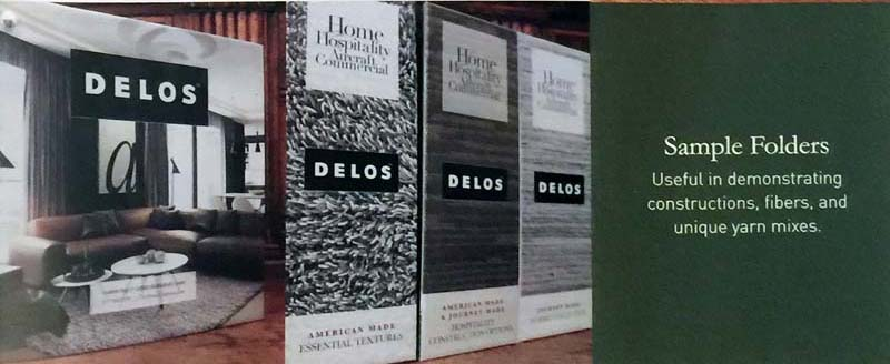 Delos Sample Folders